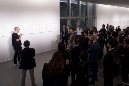 Naked Lunch Money - Mostra Serretta - Spazio Leonardo